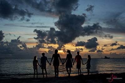 Key West Family Photography 15 Sunset