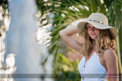 Key West Senior Portraits Family Photography