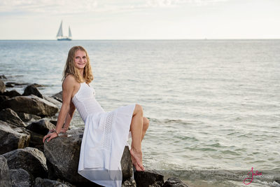 Senior Portrait Photography Key West