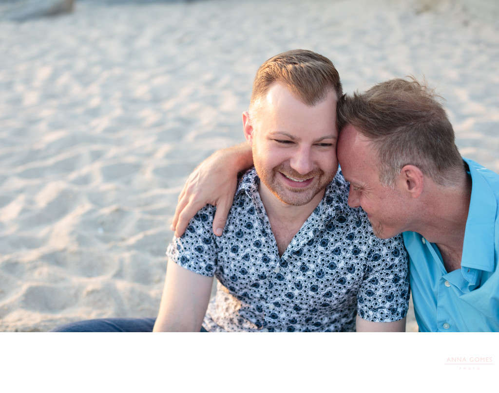 Cabo Engagement Shoot for Same Sex Couple