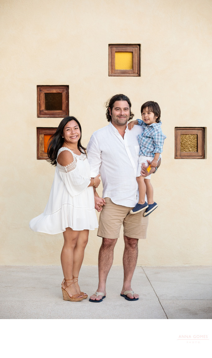 The Resort at Pedregal Family Pictures