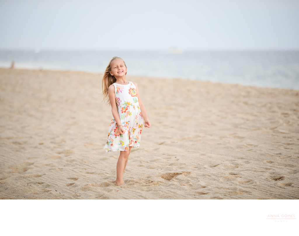 Pedregal Beach Children Photographer