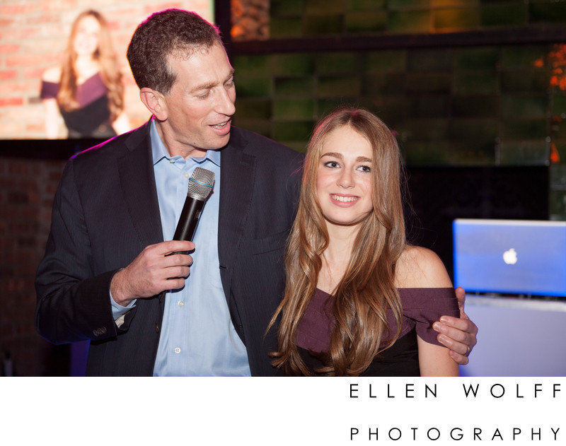 Bowery Hotel Bat Mitzvah photographer
