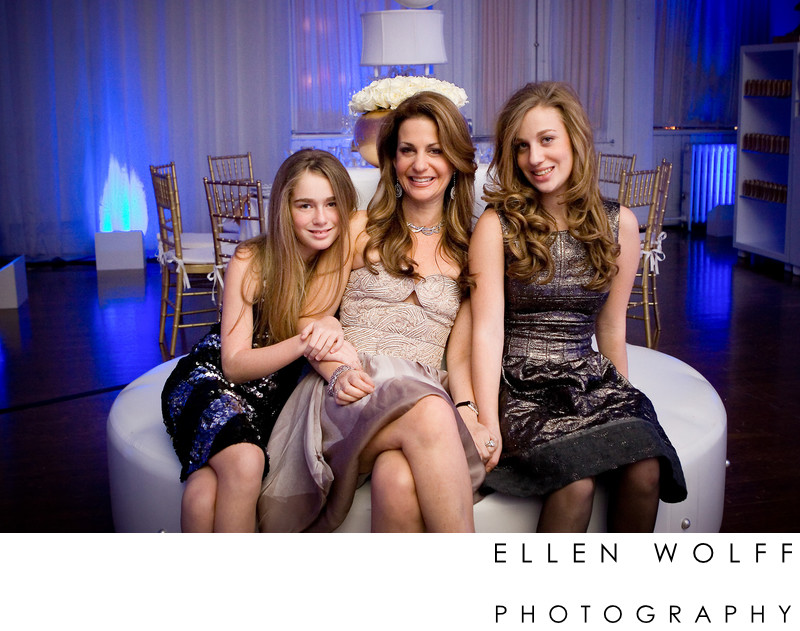 family photo nyc bat mitzvah