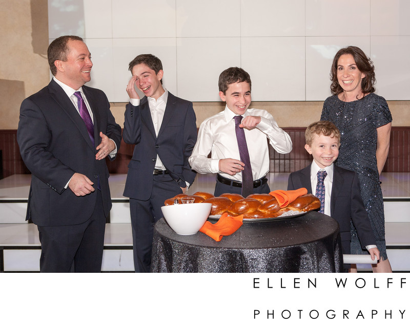 Or Elohim Jericho Bar Mitzvah photographer
