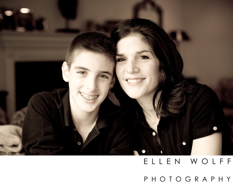 Best Westchester Bar Mitzvah portrait photographer