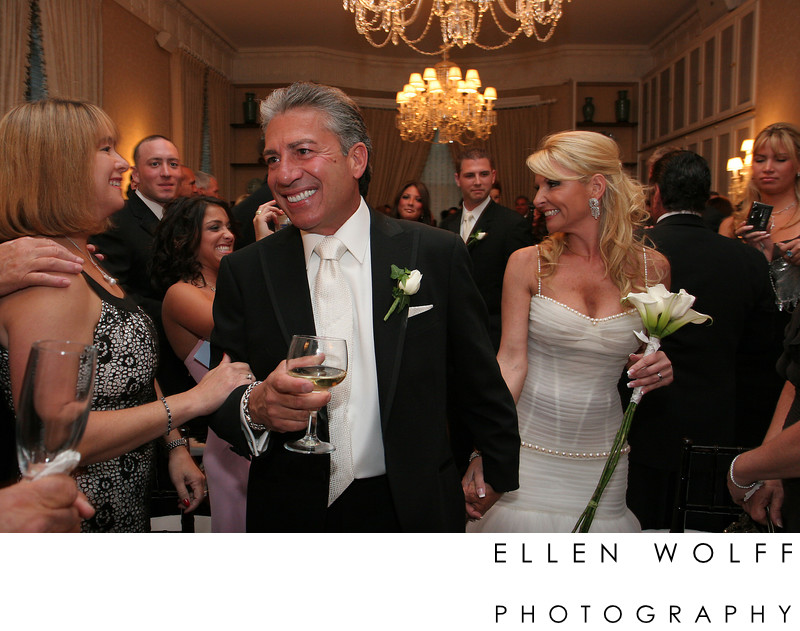 Pratt Mansion wedding photo