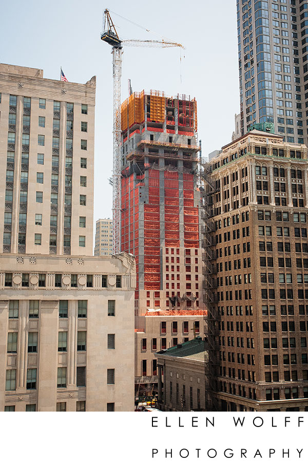 30 Park Place under construction