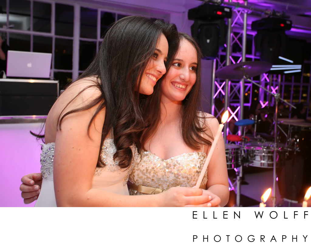 Studio 450 NYC Bat Mitzvah photographer
