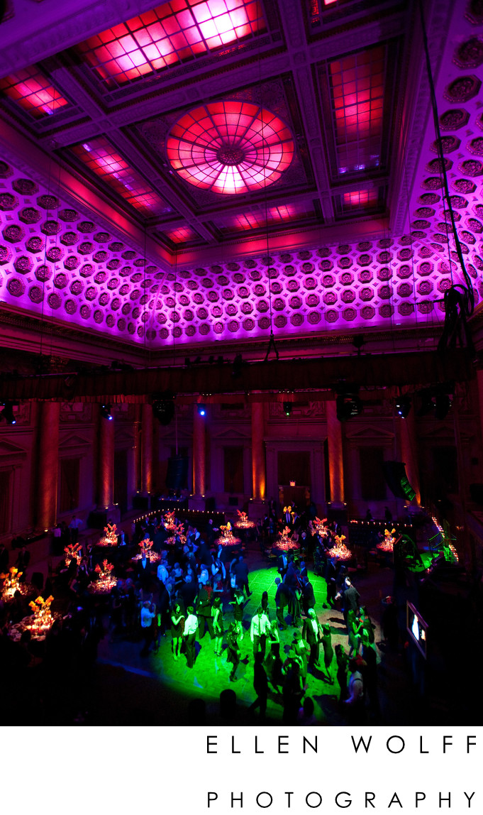 Bar Mitzvah photography at Capitale NYC