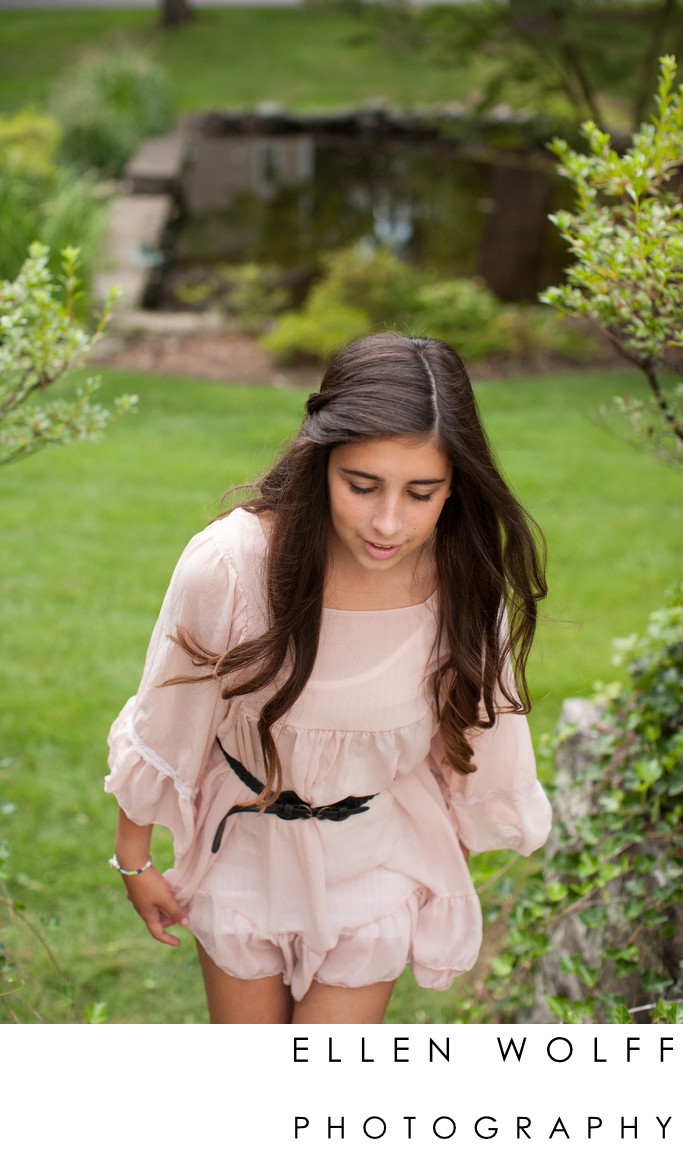 Bat Mitzvah photographer for Westchester