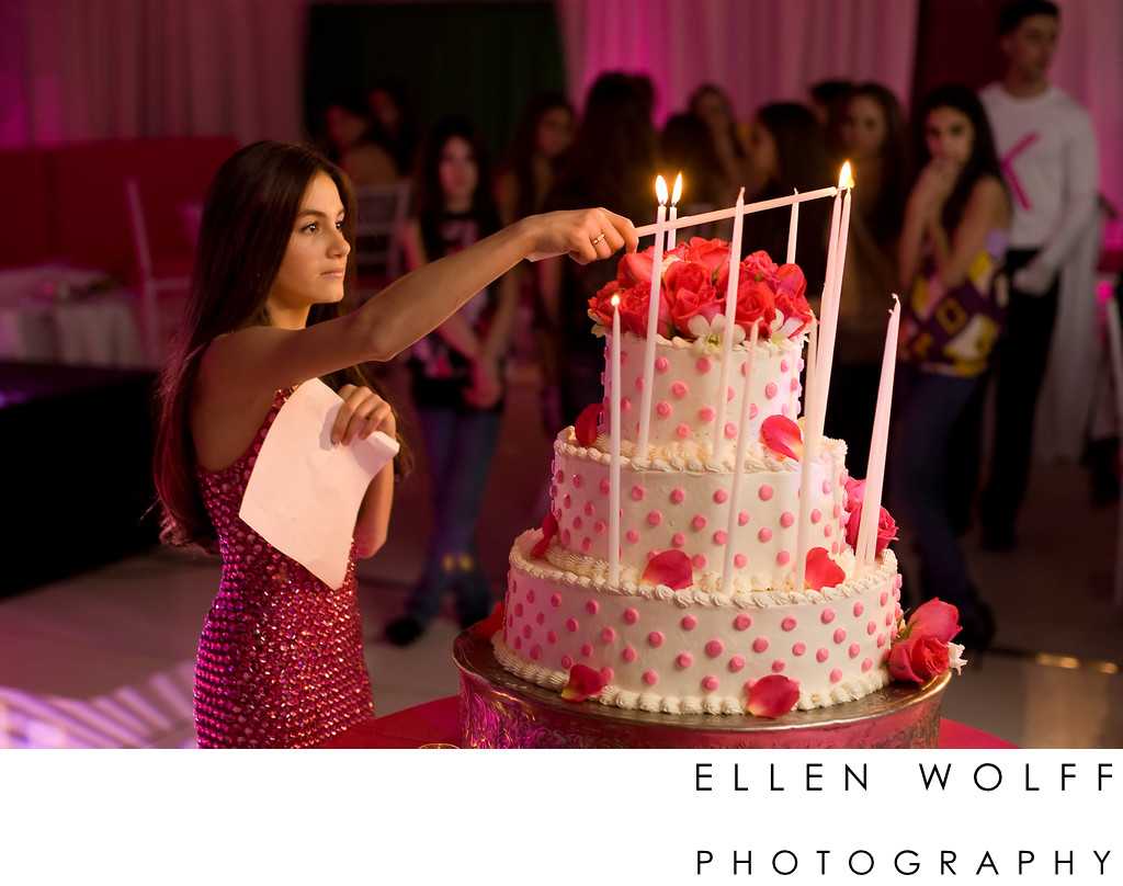 Bat Mitzvah photographer