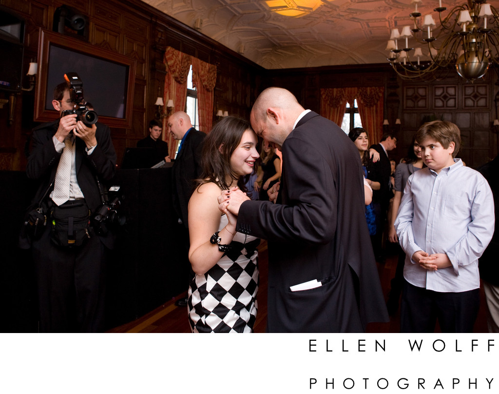 De Seversky Mansion Bat Mitzvah photo