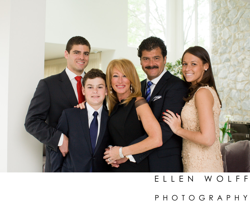North Shore Long Island Bar Mitzvah photographer