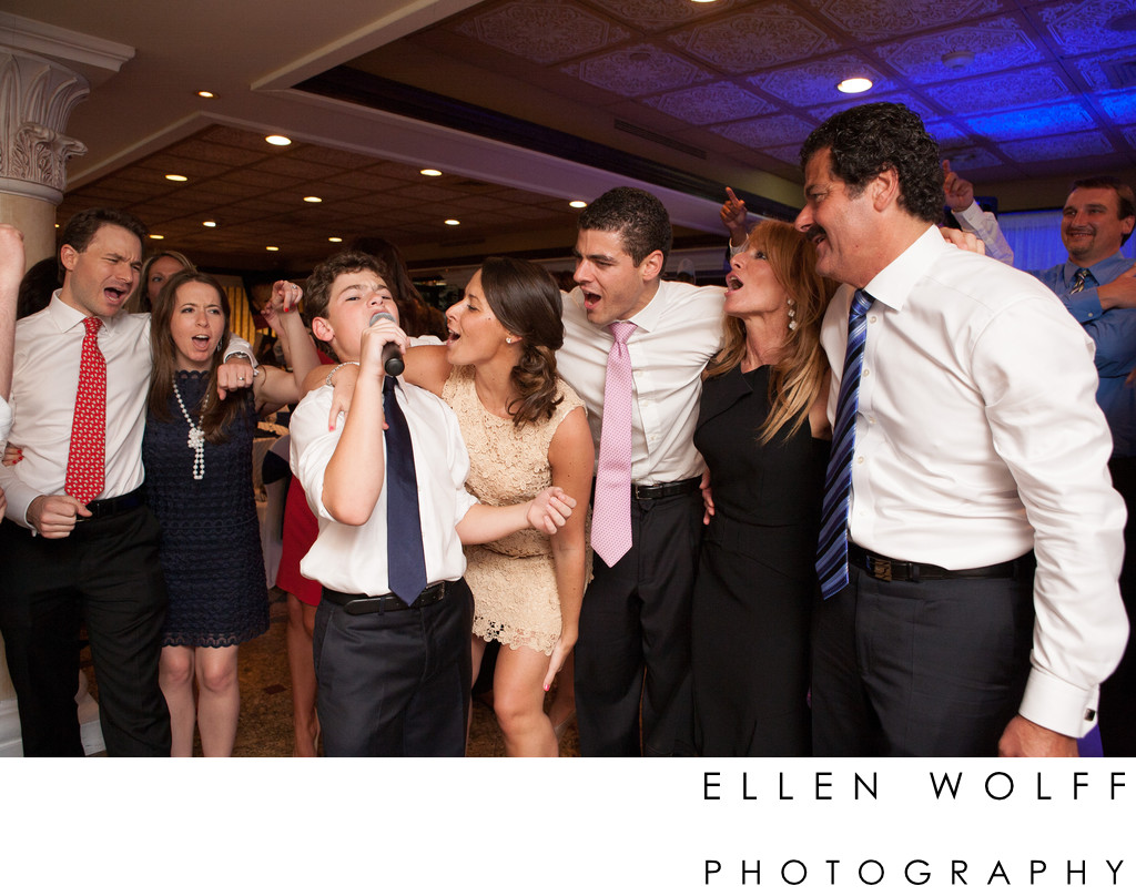 Candid Bar Mitzvah photographer