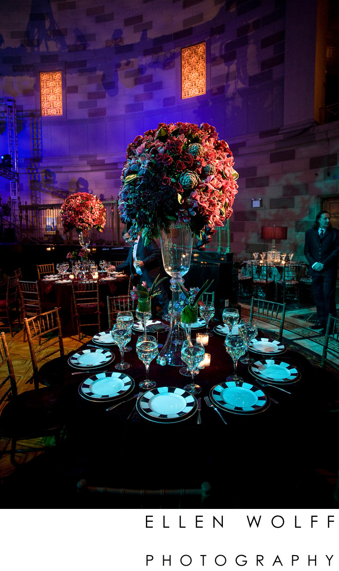 Gotham Hall event photography
