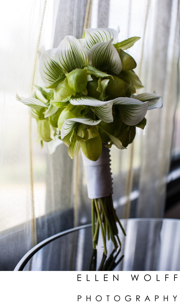 ladyl wedding bouquet