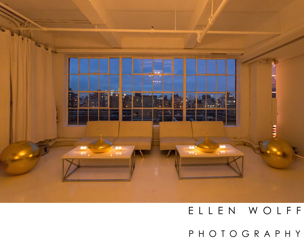 Studio 450 New York City event photography at twilight