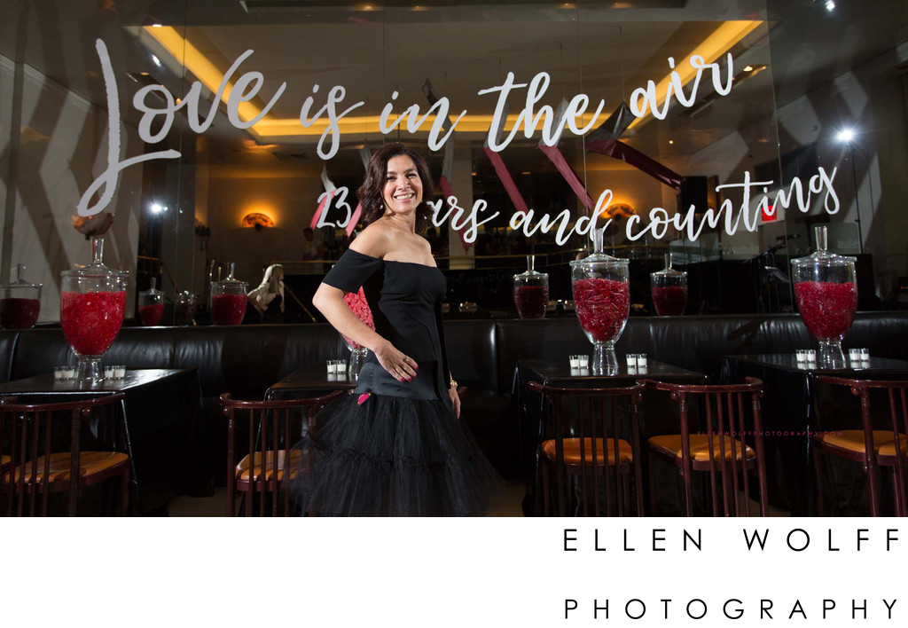 event photography at Mr Chow NYC