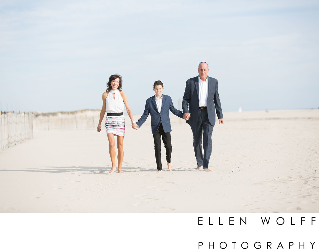 bar mitzvah portrait photo atlantic beach long island