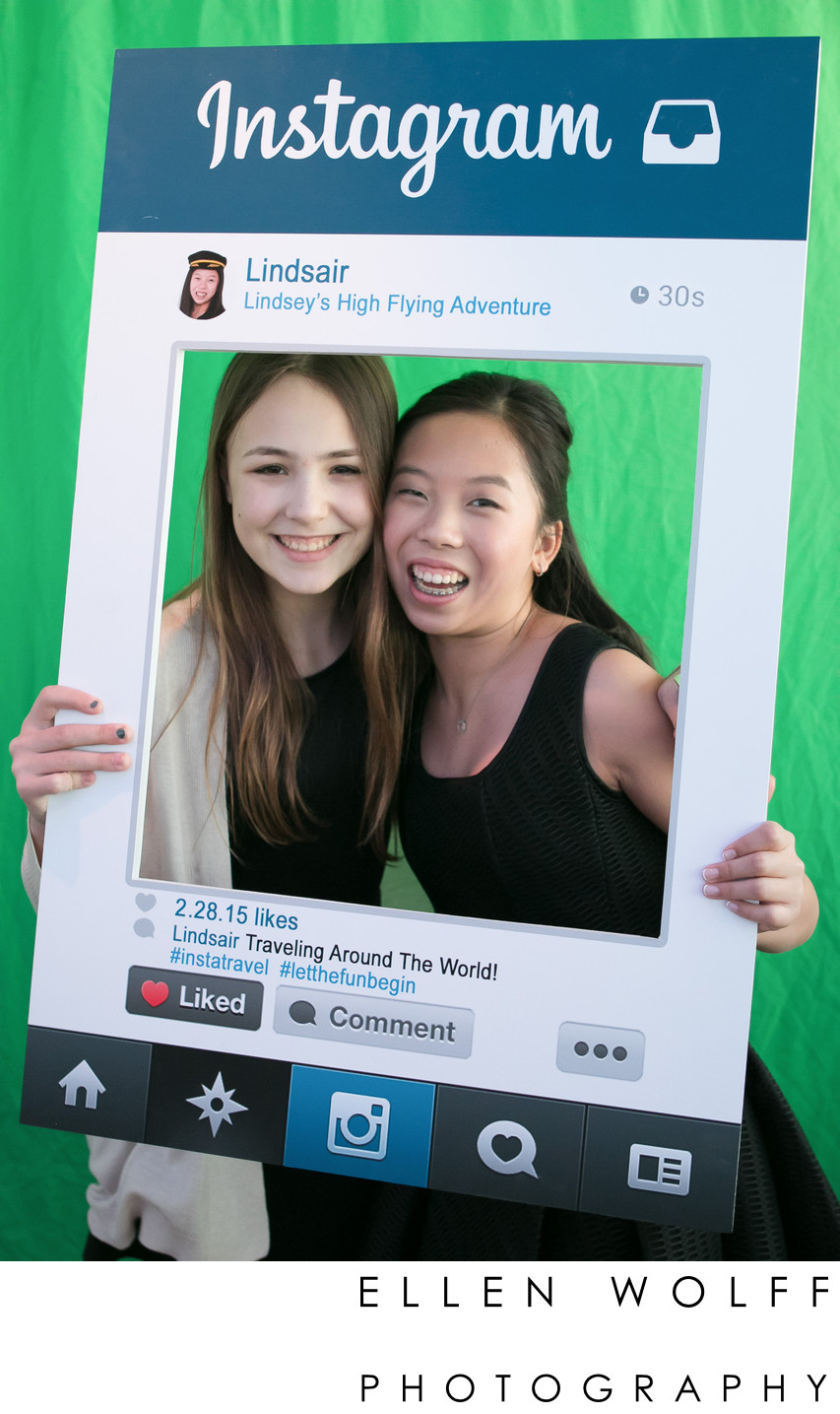 Fun Bat Mitzvah photo