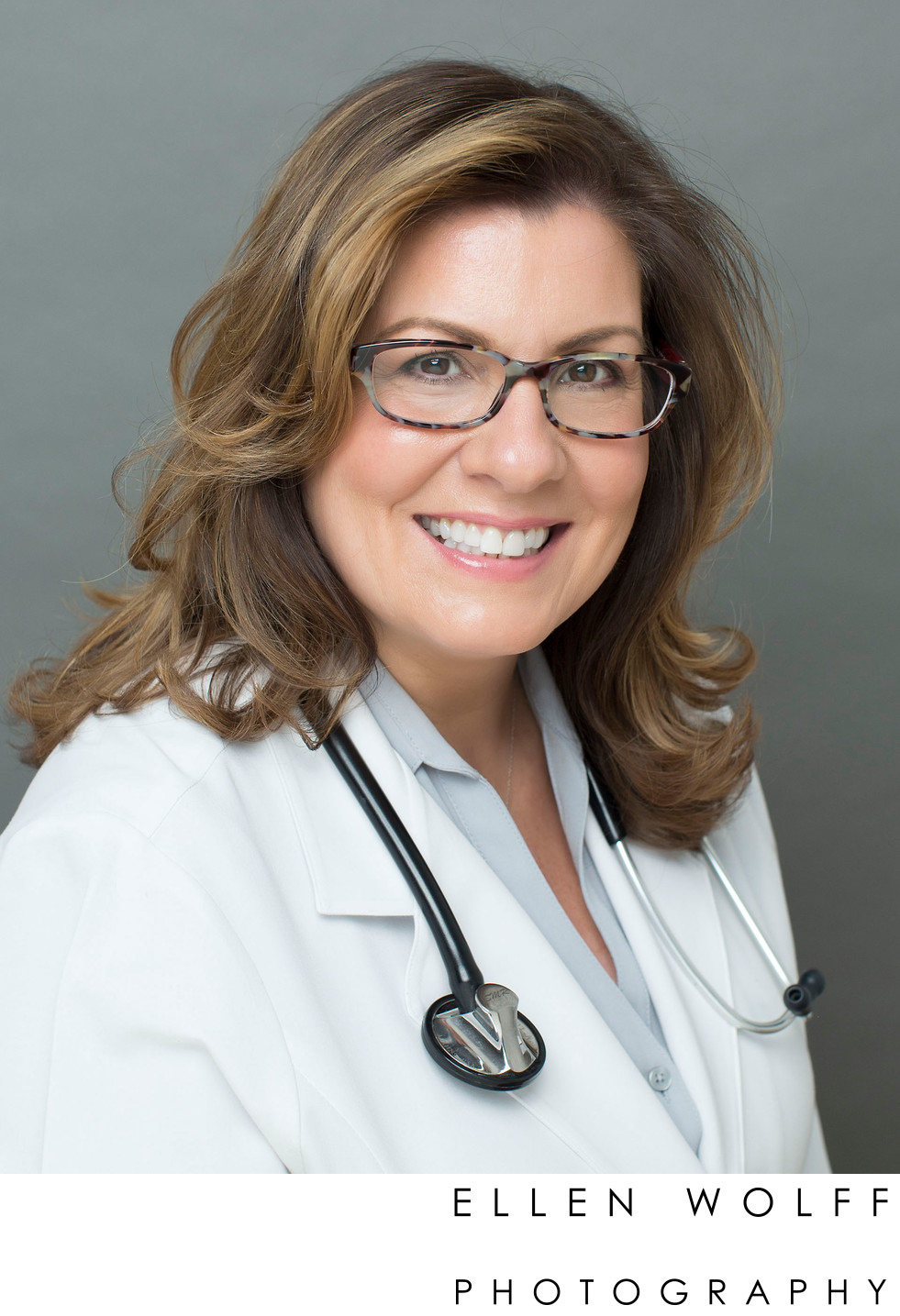 medical doctor headshots