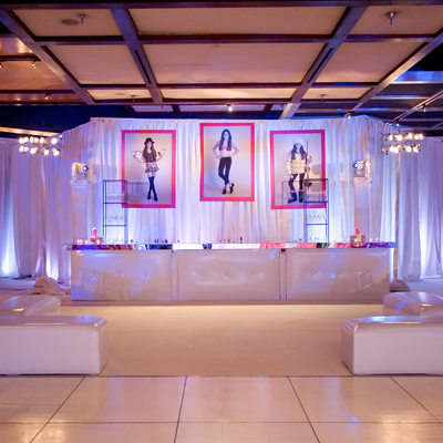 Bat Mitzvah pre shoot for room decor blow ups