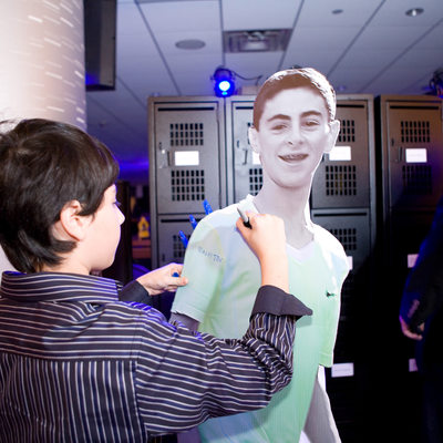 Citi Field Bar Mitzvah photographer