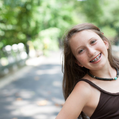 NYC Bat Mitzvah Portrait Photographer