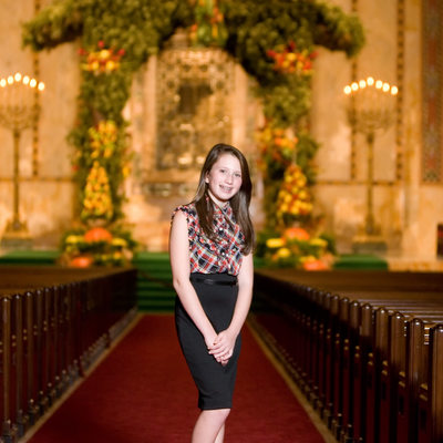 Temple Emanu-El Bat Mitzvah photographer
