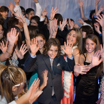 Cradle of Aviation Museum Bar Mitzvah photographer