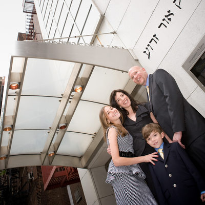 Upper East Side NYC Bat Mitzvah Photography