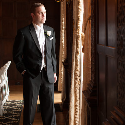 groom at muttontown country club