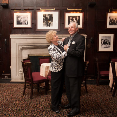 Friars Club photographer