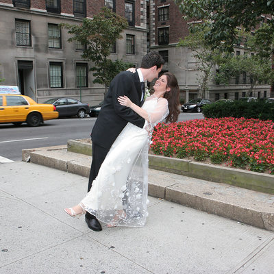 Pratt Mansion nyc wedding photo