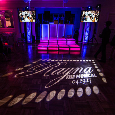 Themed Bat Mitzvah at The Mansion at Colonial Terrace
