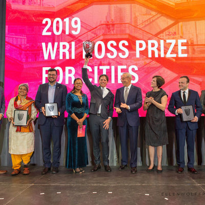2019 WRI Ross Prize Winners