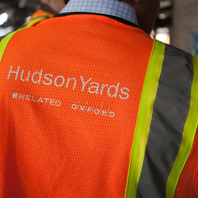 electrician hudson yards workforce