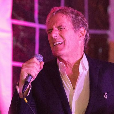 Michael Bolton performs at An Evening Under the Stars