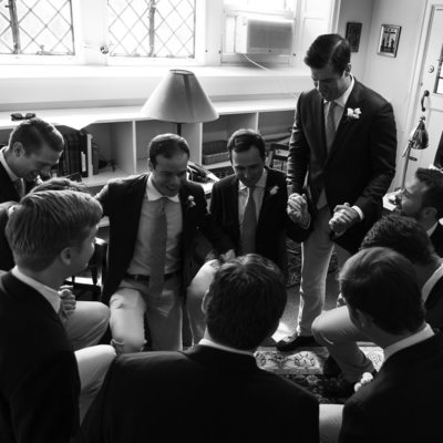 groomsmen st johns of lattingtown wedding