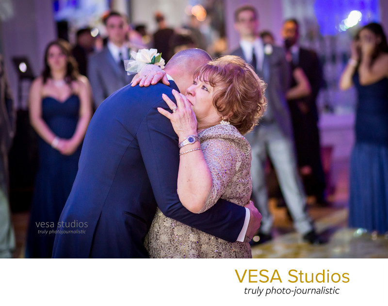 Groom and grandmother dance- Westmount Country Club