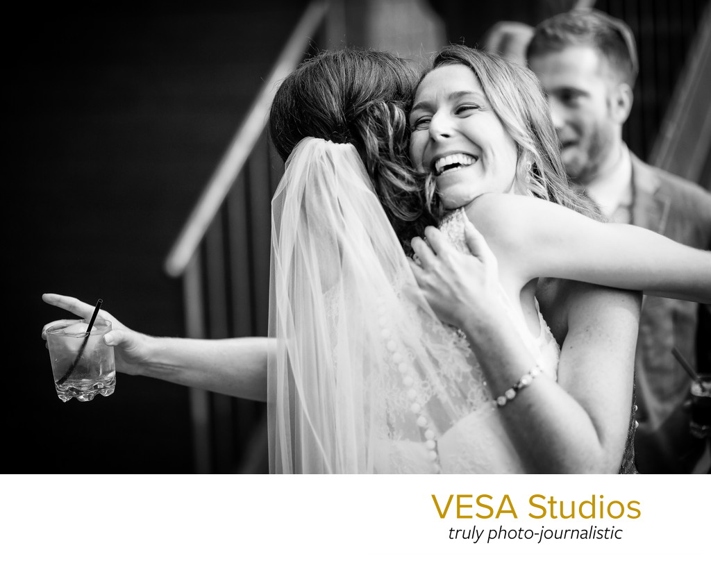 Guests congratulating the Bride - Penthouse 808