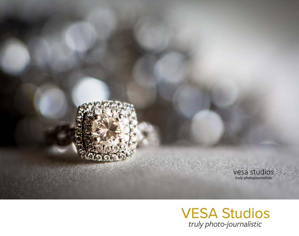 Engagement Ring - Westmount Country Club Wedding