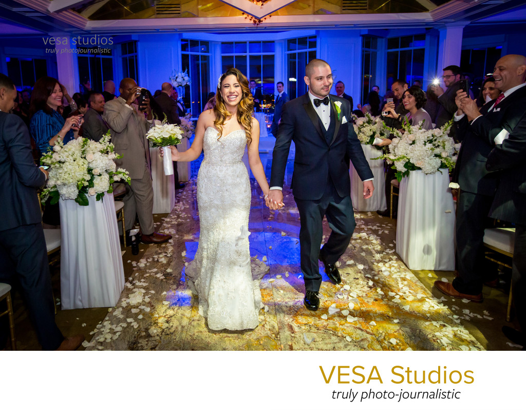 Ceremony at the Westmount Country Club Wedding
