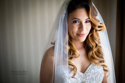 Bridal Portrait - Westmount Country Club Wedding