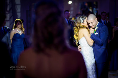 First dance - Westmount Country Club Wedding