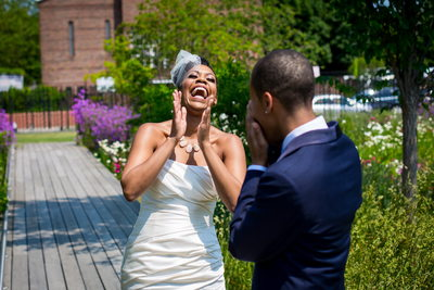 Weeksville Heritage Center wedding