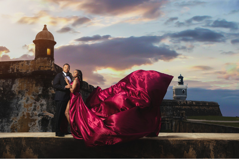 Puerto Rico Destination Wedding Photography