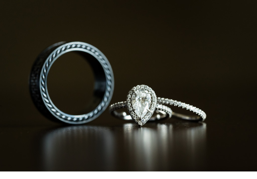 David Yurman Wedding rings