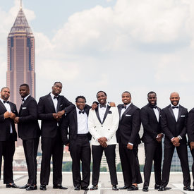 Atlanta Wedding Photographer Andre Brown Photography